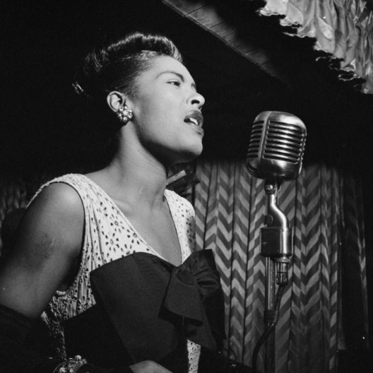 Angel of Harlem: The Billie Holiday Story….  Staff image